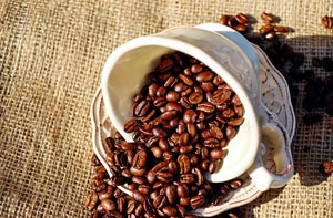 Koffein verbrennt Kalorien